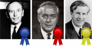 Three party leaders